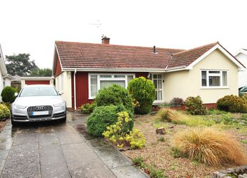 Thumbnail 3 bed detached bungalow for sale in Hafod Road, Ponthir, Newport