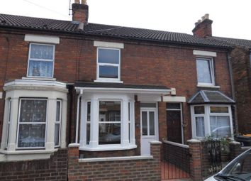 Thumbnail 3 bed terraced house for sale in College Road, Bedford