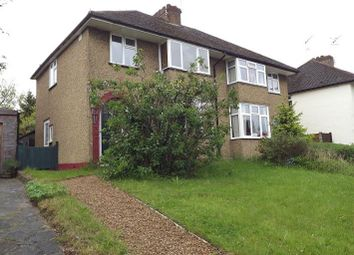 Thumbnail 3 bed semi-detached house to rent in Folly Lane, St Albans