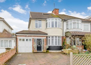 Thumbnail 4 bed semi-detached house for sale in Hillyfields, Loughton, Essex