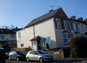 3 bed end terrace house for sale in Happaway Road, Torquay TQ2