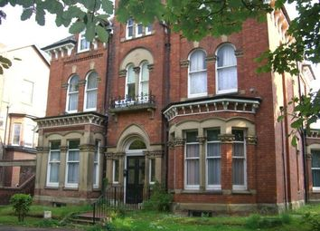 Thumbnail 2 bed flat to rent in Scarisbrick New Road, Southport