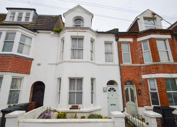 Thumbnail 4 bed terraced house for sale in Cornwall Road, Bexhill-On-Sea