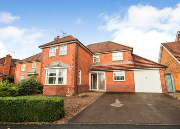 Thumbnail 4 bed detached house for sale in St. Margaret Road, Ludlow, Shropshire