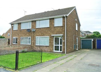 Thumbnail 3 bed semi-detached house for sale in Broad Oak, Bilton, Hull, East Riding Of Yorkshire