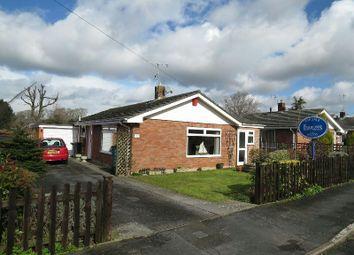 Thumbnail 3 bedroom detached bungalow for sale in Homestead Way, Winscombe