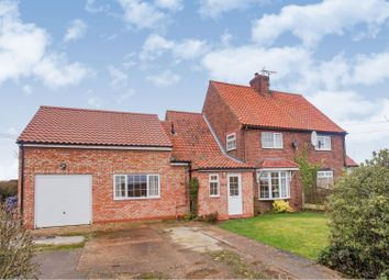 Thumbnail 4 bed semi-detached house for sale in Glentworth Road, Kexby