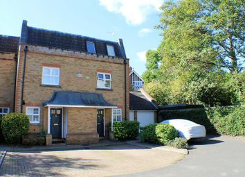 Thumbnail 3 bed mews house for sale in Oarsman Place, East Molesey
