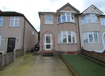 Thumbnail 3 bedroom semi-detached house for sale in Chastilian Road, Crayford, Dartford
