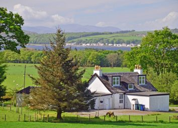Thumbnail 3 bed cottage for sale in Toward, Dunoon