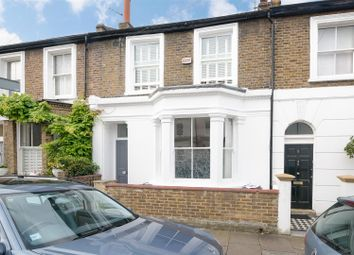 Thumbnail 3 bedroom terraced house for sale in St. Hildas Road, London