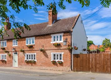 Thumbnail 3 bed semi-detached house for sale in School Lane, Beckingham, Lincoln