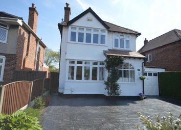 Thumbnail 3 bed detached house for sale in Greenfields Avenue, Bromborough, Wirral