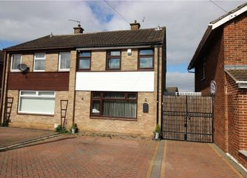 Thumbnail 3 bedroom semi-detached house for sale in Denstone Drive, Alvaston, Derby