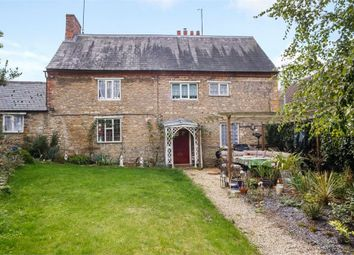 Thumbnail 3 bed detached house for sale in High Street, Wollaston, Wellingborough, Northamptonshire