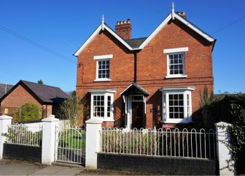 Thumbnail 5 bed detached house for sale in Broad Street, Presteigne