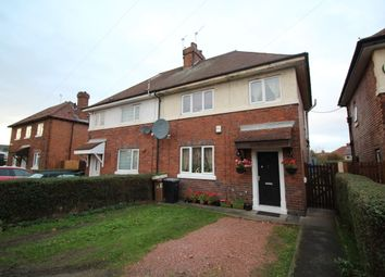 Thumbnail 3 bed semi-detached house for sale in Burbage Place, Alvaston, Derby