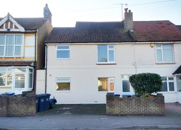 Thumbnail 1 bed flat to rent in Sompting Road, Lancing