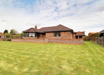 Thumbnail 3 bed detached bungalow for sale in Kenya Drive, Bottesford, Scunthorpe