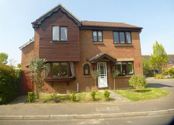 Thumbnail 3 bed detached house for sale in Bluebell Close, Kingsnorth, Ashford