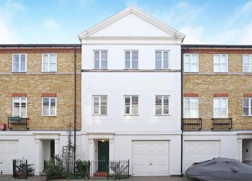 Thumbnail 4 bed terraced house to rent in Vestry Mews, London