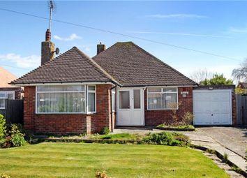 Thumbnail 2 bed detached bungalow for sale in Cheam Road, Rustington, Littlehampton