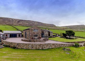 Thumbnail 5 bed farmhouse for sale in Scout Road, Ramsbottom, Bury