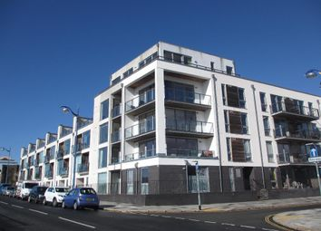 Thumbnail 2 bed flat for sale in Brittany Street, Millbay, Plymouth, Devon