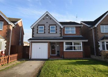 Thumbnail 4 bed property for sale in Larch Court, Gainsborough