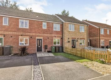 Thumbnail 3 bed terraced house for sale in Cherry Blossom Court, Lincoln