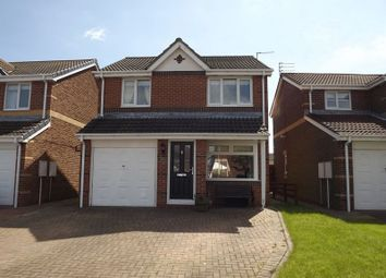 Thumbnail 3 bed detached house to rent in Larchwood Drive, Ashington
