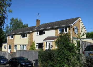Thumbnail 1 bed flat to rent in Nye Road, Sandford, Winscombe