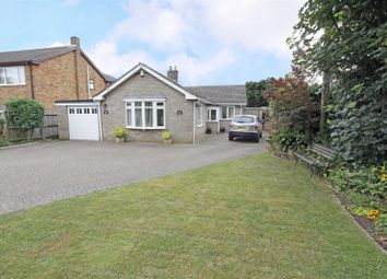 Thumbnail 3 bed detached bungalow for sale in Station Road, Thurlby, Bourne