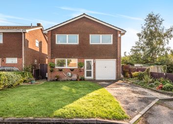 Chaucer Close, South Wonston, Winchester SO21. 4 bed detached house