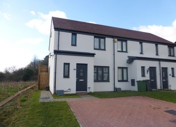 Thumbnail 3 bed semi-detached house for sale in Boyce Way, Old St Mellons, Cardiff