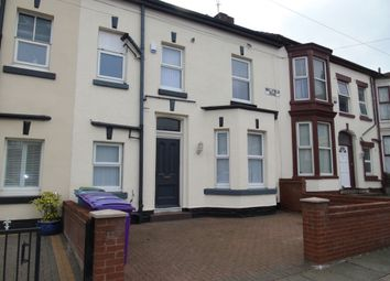 Thumbnail 5 bed terraced house to rent in Wellfield Road, Walton