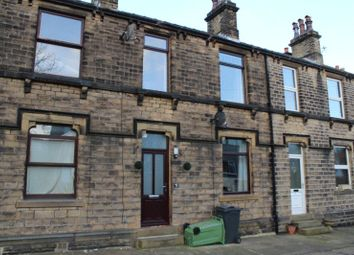 Thumbnail 2 bedroom terraced house to rent in Wood Street, Longwood, Huddersfield