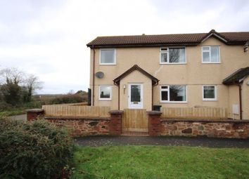 Thumbnail 2 bed end terrace house for sale in Webbers, Bishops Lydeard, Taunton