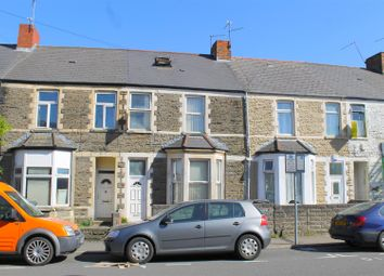 Thumbnail 7 bed terraced house for sale in Woodville Road, Cathays, Cardiff