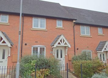 Thumbnail 2 bed terraced house to rent in Highland Drive, Loughborough
