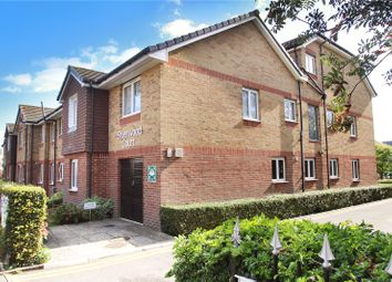 Thumbnail 1 bed flat for sale in Silverwood Court, Wakehurst Place, Rustington, West Sussex