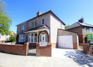 Thumbnail 3 bed semi-detached house to rent in The Mead, Darlington