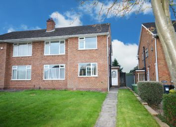 Thumbnail 2 bed maisonette to rent in Yardley Wood Road, Shirley, Solihull