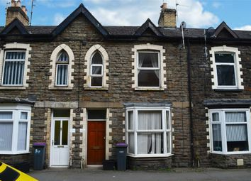 Thumbnail 2 bed terraced house for sale in Osborne Road, Pontypool, Torfaen