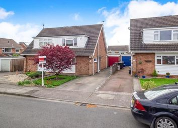 Thumbnail 3 bed semi-detached house for sale in Ridgewood Drive, Chilwell, Beeston, Nottingham