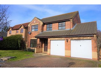 Thumbnail 4 bed detached house for sale in Smarden Bell, Milton Keynes
