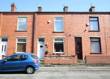 Thumbnail 2 bed terraced house for sale in Crossley Street, Oldham, Lancashire