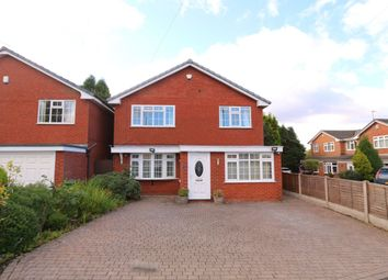 Thumbnail 4 bedroom detached house to rent in Reid Close, Denton, Manchester