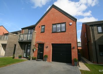 Thumbnail 4 bed detached house for sale in Woodward Way, Aykley Heads, Durham