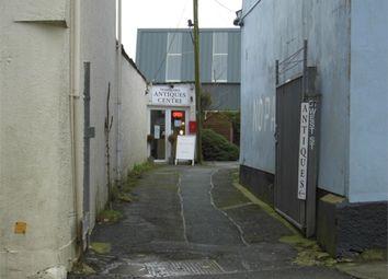 Thumbnail Semi-detached house for sale in Fishguard Antiques Centre, 49A West Street, Fishguard, Pembrokeshire